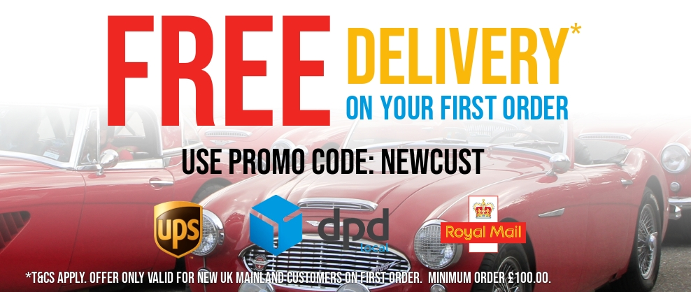 New customer free delivery