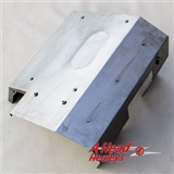 FULL FOOTWELL FLOOR - LH -INCL- CAPTIVE NUTS-