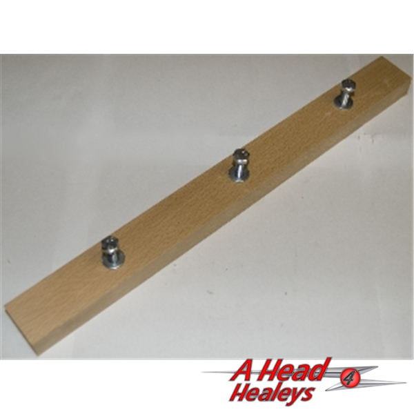 BATTERY SUPPORT ASSY - WOOD -33 X 3 X 2-