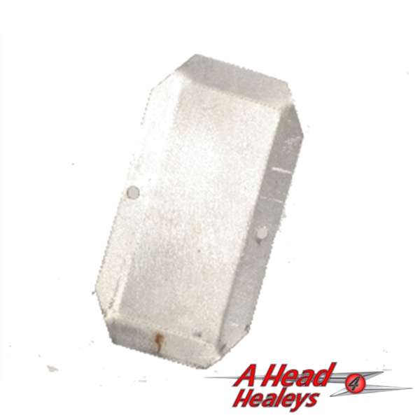 BLANKING PLATE - BRAKE AND CLUTCH -FOOTWELL-