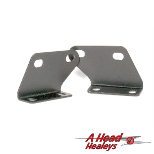 RADIATOR BRACKETS - PAIR