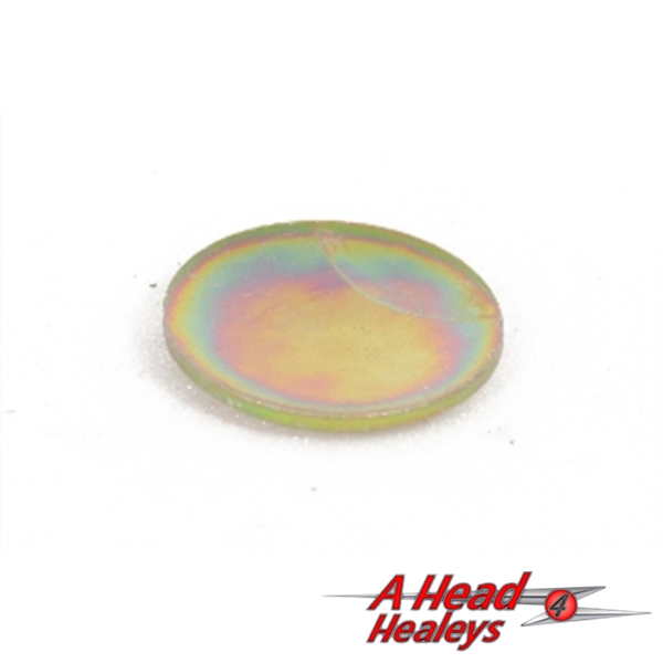 CORE PLUG - SMALL -SAUCER TYPE-