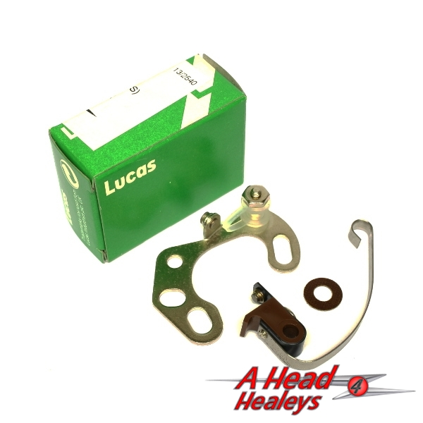 -CONTACT SET -LUCAS- 40320 - 40422 -REQUIRES MODIFICATION-