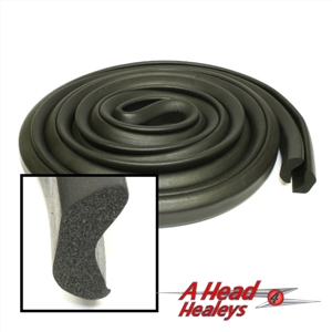 SEALING RUBBER - BOOT LID