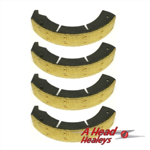 BRAKE SHOES - FRONT - EXCHANGE