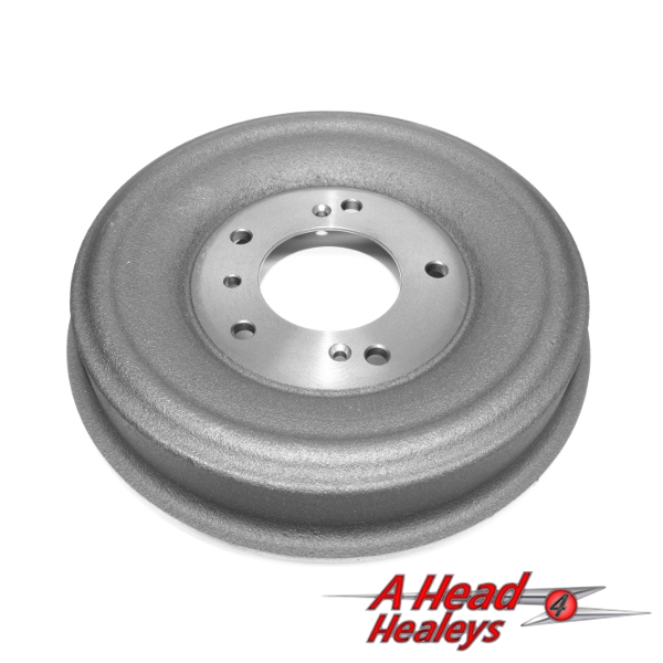 BRAKE DRUM - REAR -WIRE WHEELS-