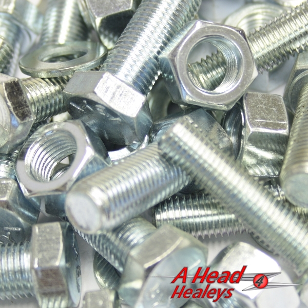 UNF FASTENER KIT - 400 ITEMS