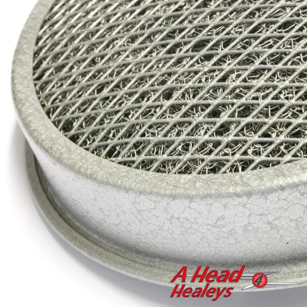 AIR FILTER - FRONT (PAINTED)