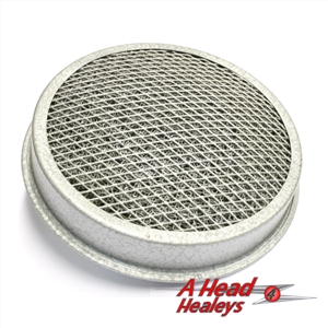 AIR FILTER - REAR -PAINTED-