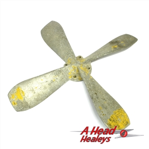 COOLING FAN - ALUMINIUM -USED-