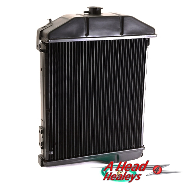 RADIATOR - RECONDITIONED EXCHANGE -25- UPRATED-