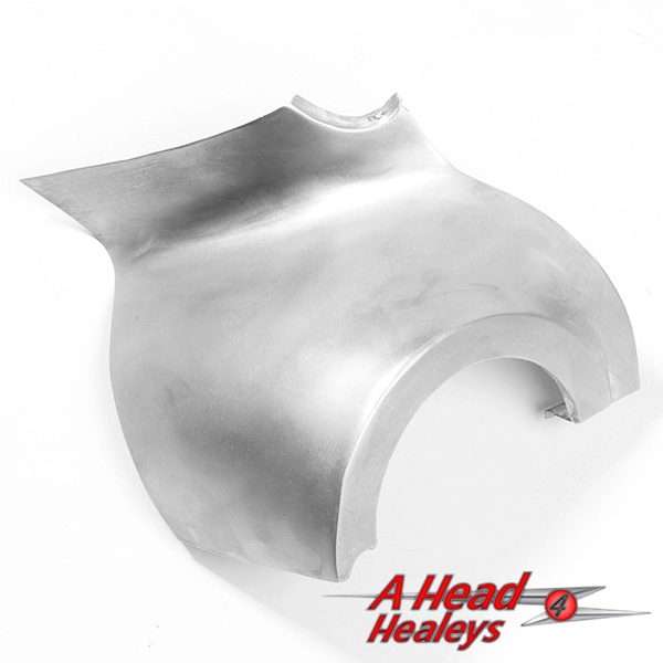 HEADLAMP SECTION - RH -FRONT SHROUD-