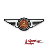 BONNET BADGE - WINGED