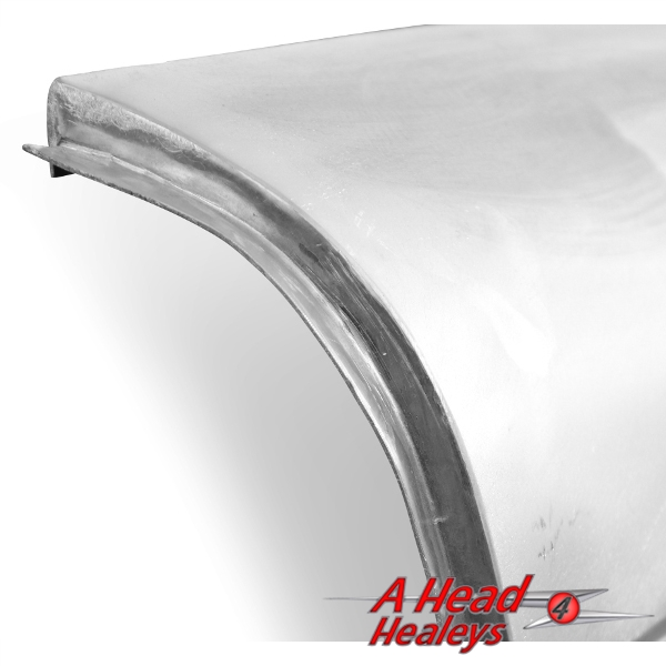 FRONT WING - ALUMINIUM (RH) WITH VENTS