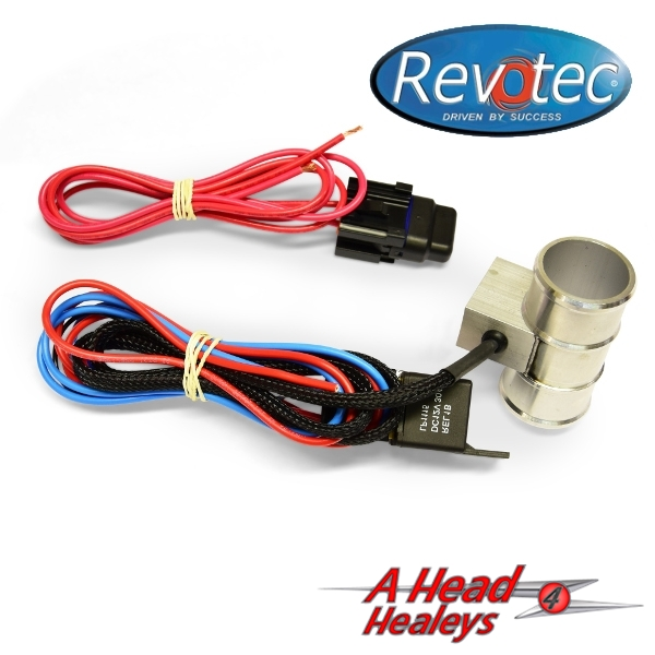 ELECTRIC FAN KIT - 11IN [REVOTEC]