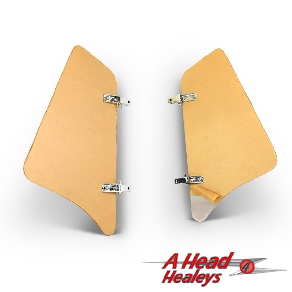 WIND DEFLECTOR SET -PAIR-