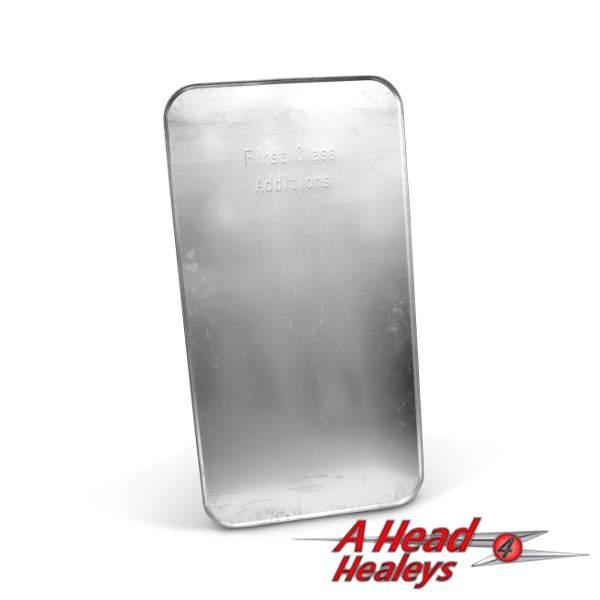 OIL DRIP TRAY - GALVANIZED STEEL