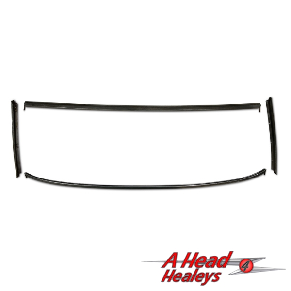 FRAME ASSEMBLY - WINDSCREEN -LESS PILLARS- - USED