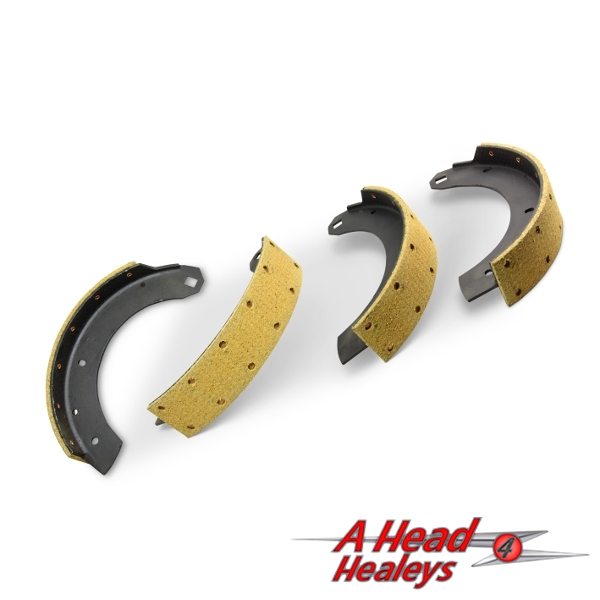 BRAKE SHOES - REAR -EXCHANGE-