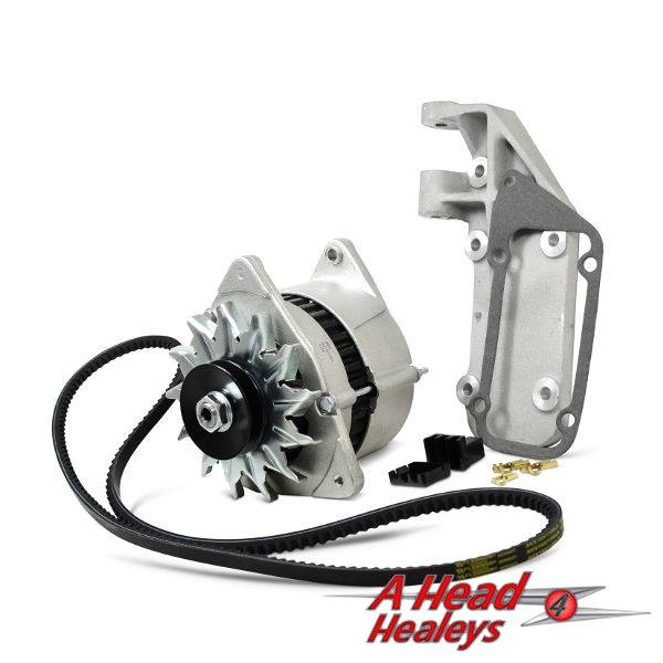 ALTERNATOR KIT - 80 AMP -NEG- EARTH-