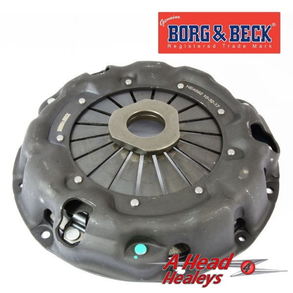 COVER ASSEMBLY -9IN- - BORG - BECK