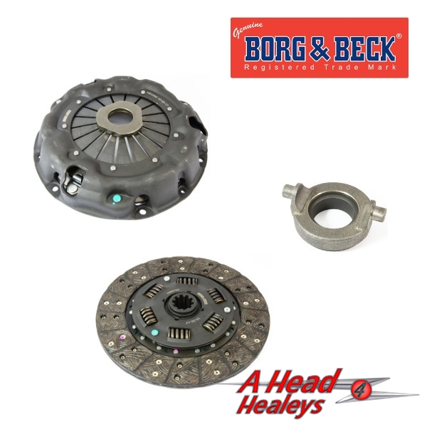 HEAVY DUTY CLUTCH KIT - BORG - BECK