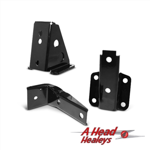 BRACKET SET LH - ENGINE MOUNTING -UPRATED-