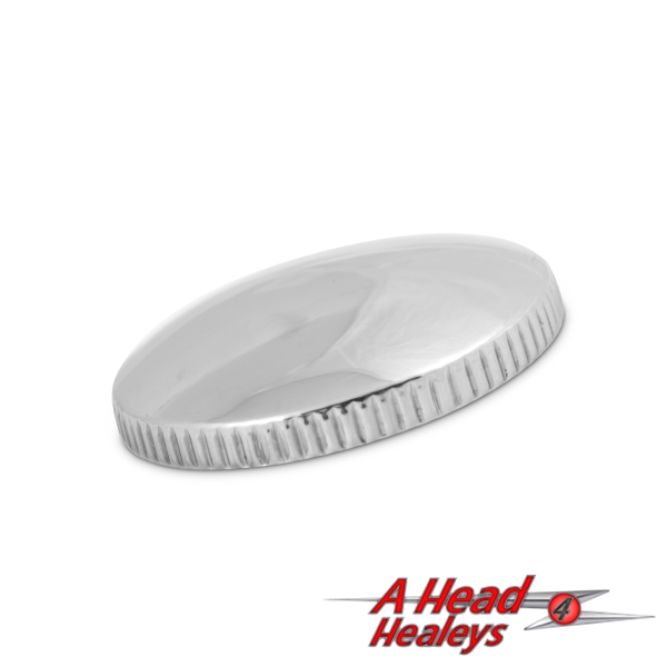 FILLER CAP - STAINLESS STEEL