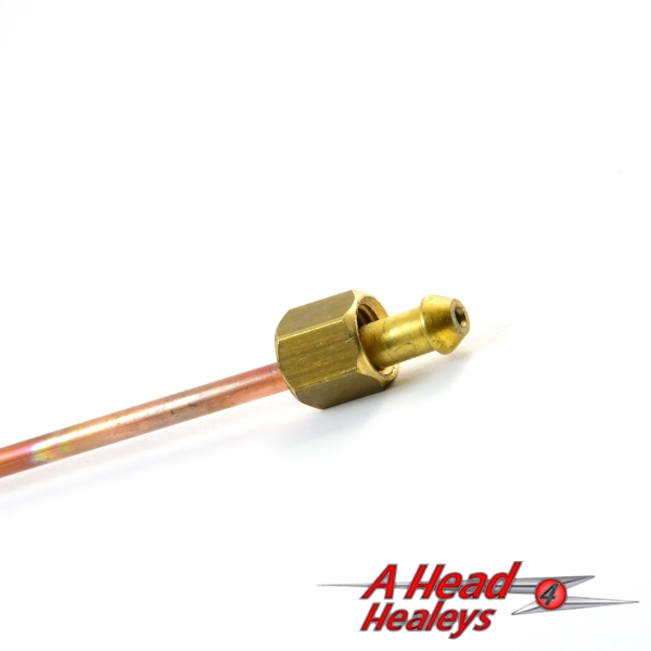 DRAIN TUBE - NUT - MANIFOLD -NOT TRI-CARB-