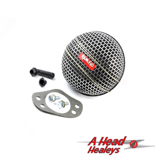 AIR FILTER -RAM-FLO- HD8
