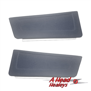DOOR POCKETS - PAIR -BLUE-