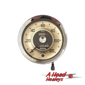 SPEEDOMETER - RECONDITIONING SERVICE