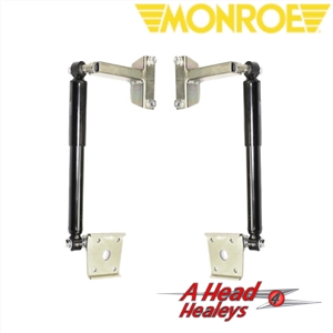 TELESCOPIC REAR SUSPENSION KIT