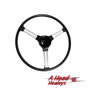 STEERING WHEEL - NEW -ADJUSTABLE- ORIGINAL STYLE