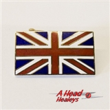 UNION JACK BADGE - ENAMEL -SELF ADHESIVE-