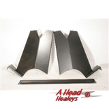 AIR INTAKE DEFLECTOR ASSY - RAD- -VERT- GRILLE-