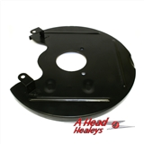 DUST SHIELD - BRAKE DISC LH