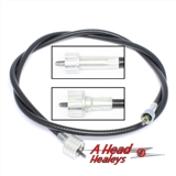 SPEEDOMETER CABLE - 4FT -NON O-D-