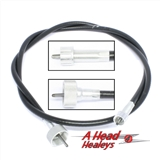 -TACHOMETER CABLE - RHD