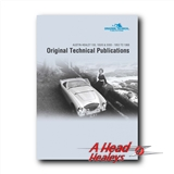 DIGITAL - BIG HEALEY -ORIGINAL TECHNICAL PUBLICATION-