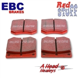 KEVLAR BRAKE PADS - FAST ROAD-RACE