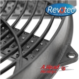 ELECTRIC FAN KIT - 11IN -REVOTEC-