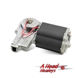 WIPER MOTOR DR3A - LESS GEAR ASSY -EXCHANGE RECONDITIONED-