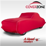 DUST COVER - FULLY TAILORED -SOFT FLEECE- CUSTOM COLOUR