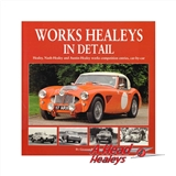 WORKS HEALEYS IN DETAIL -GRAHAM ROBSON-