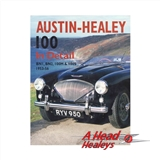 AUSTIN HEALEY 100 IN DETAIL -BILL PIGGOTT-