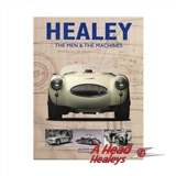HEALEY- THE MEN - THE MACHINES -JOHN NIKAS - GERRY COKER-