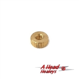 THUMB NUT - SMALL -ORIGINAL BRASS-