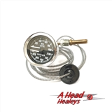 OIL - WATER GAUGE -F - NEW