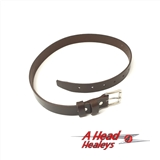 LEATHER STRAP - SPARE WHEEL